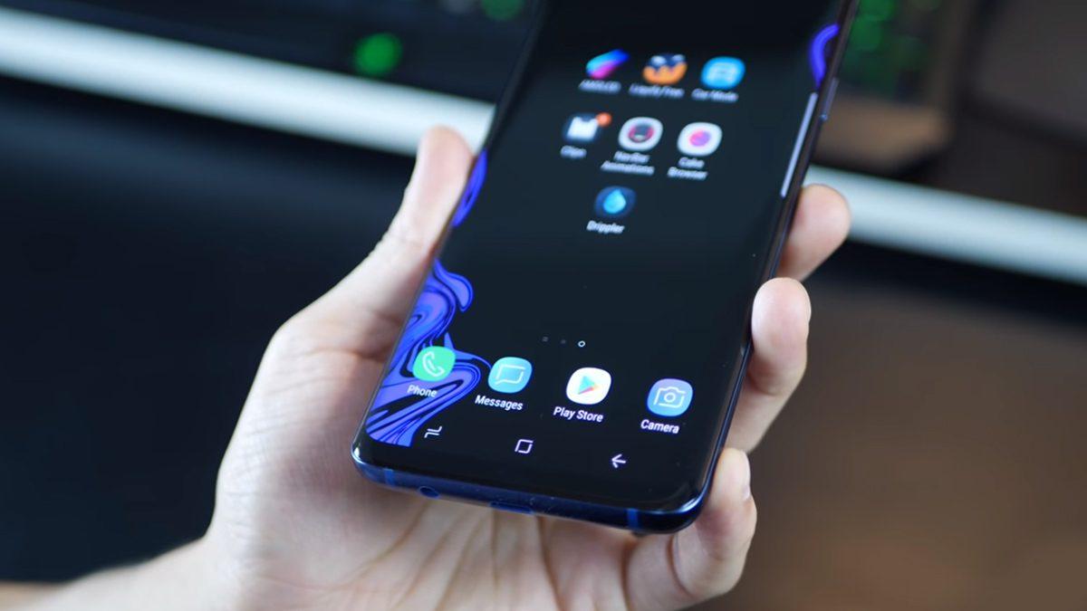 Samsung Galaxy Mirrorlink Feature
