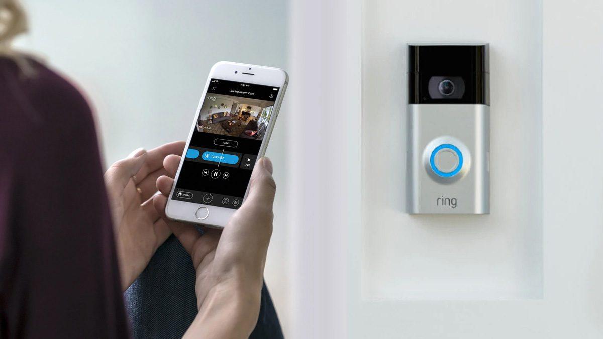 Smart Video Door Bell