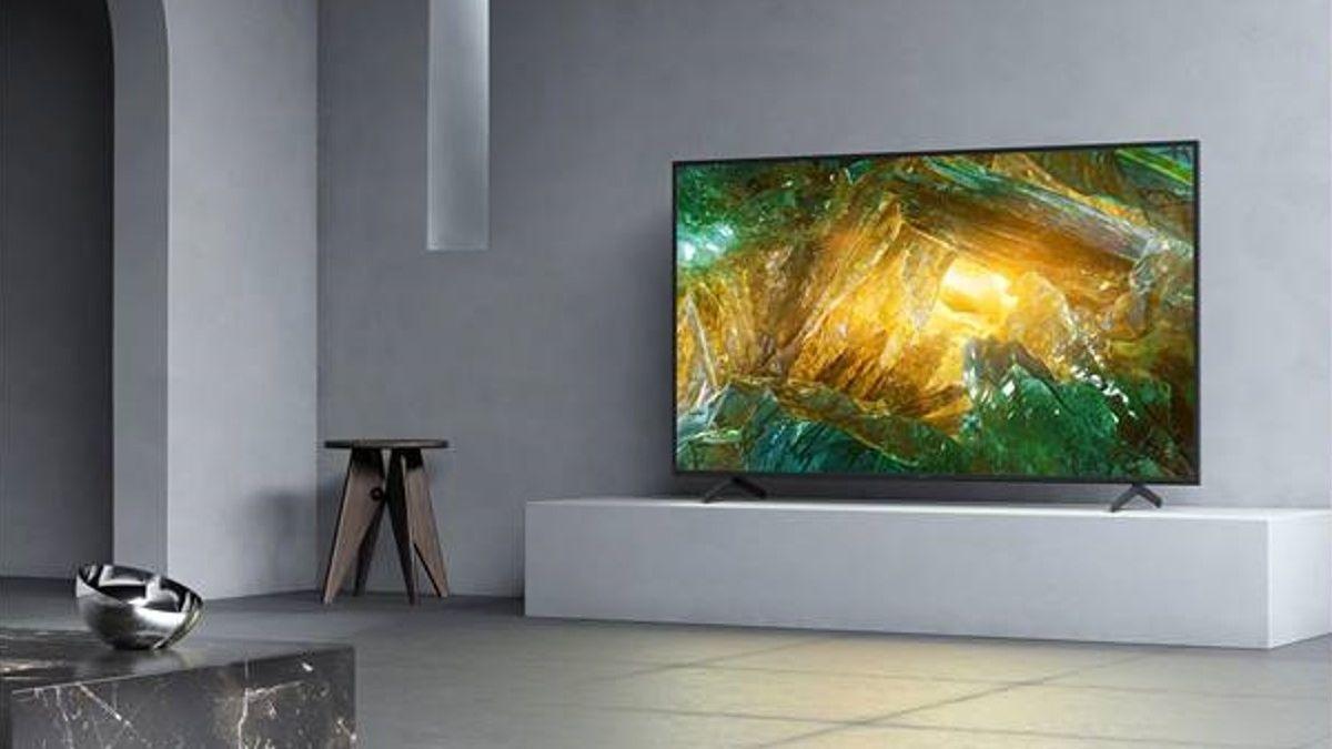Sony 4K LCD TV