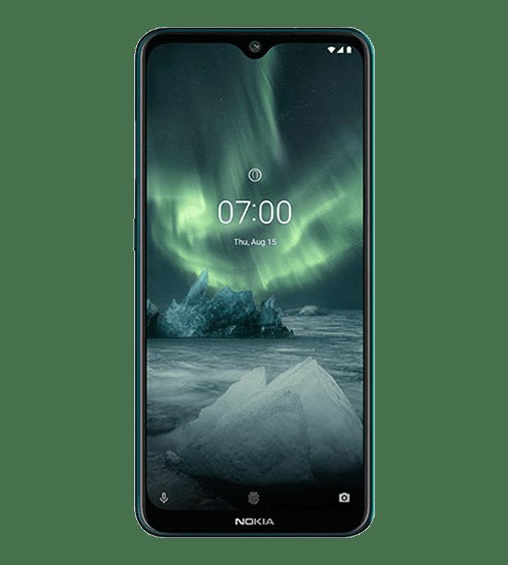 Nokia 7.2 Front