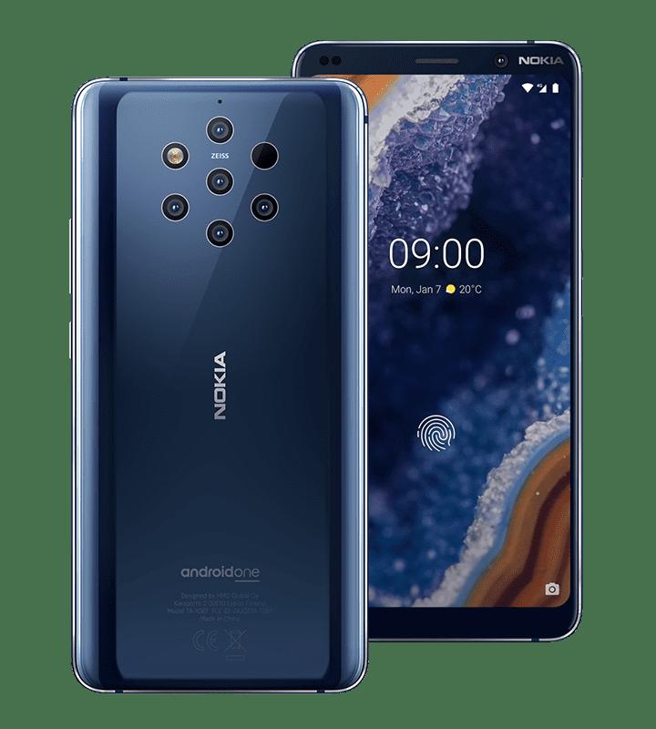 Nokia 9.3 Design