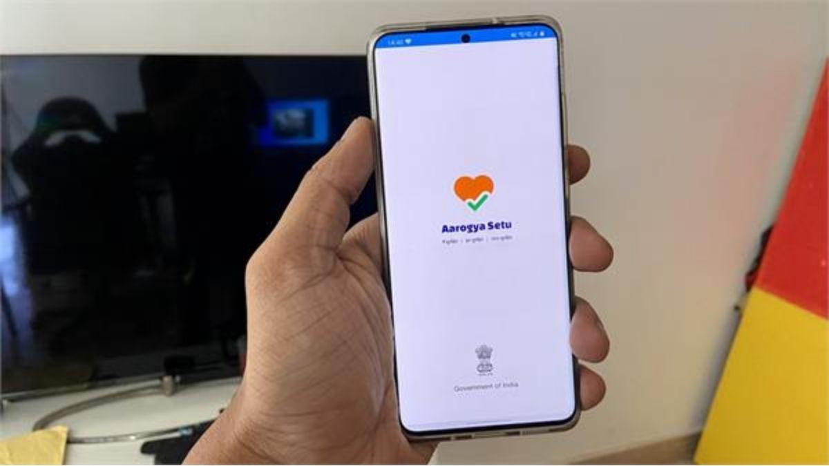 aarogya setu ivrs app