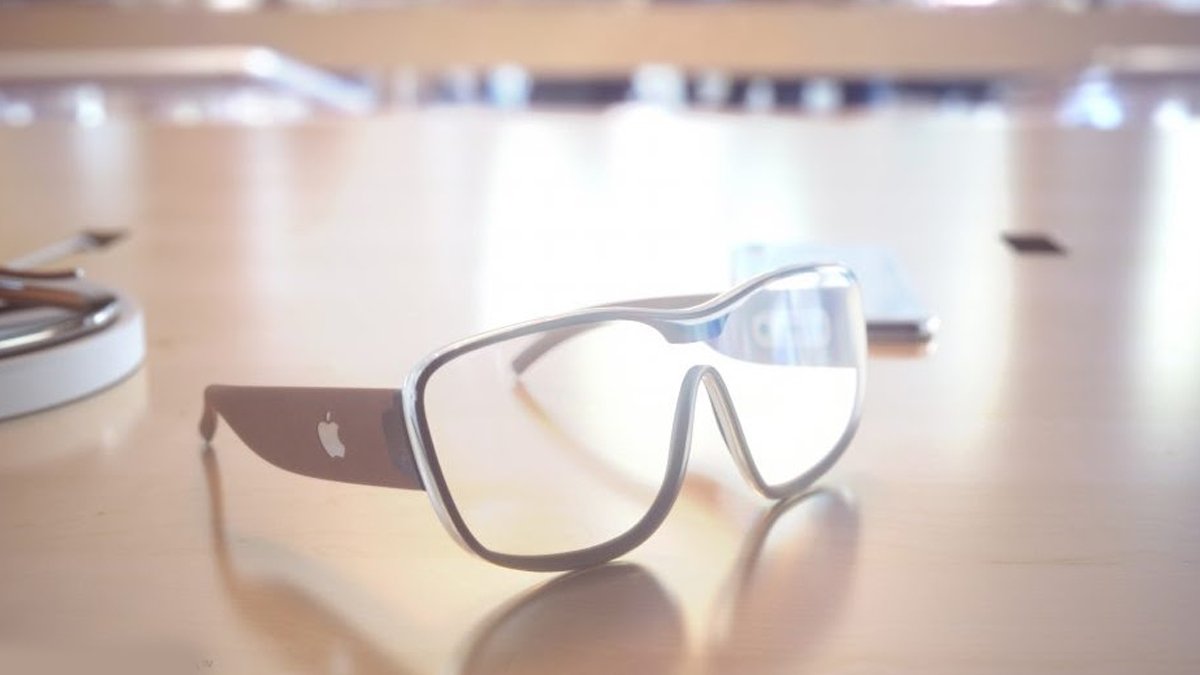 Apple and Samsung AR glasses navigation