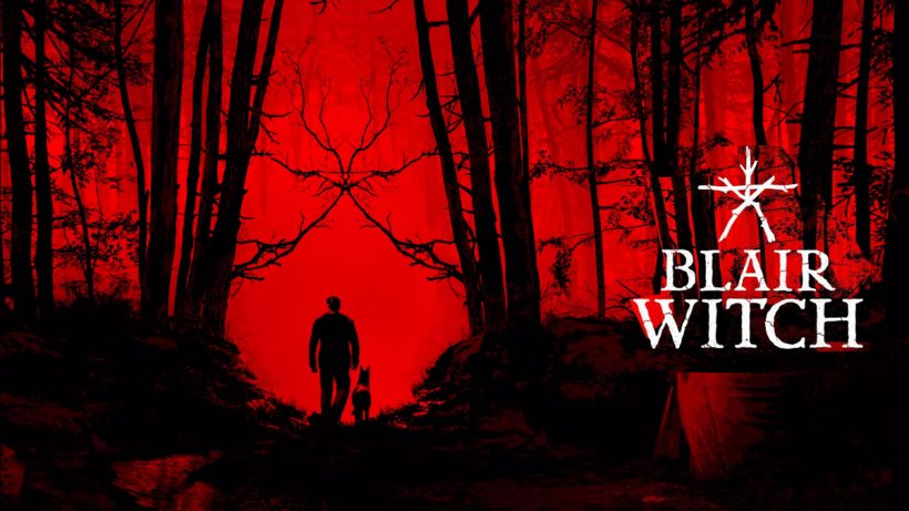 Nintendo Switch Blair Witch