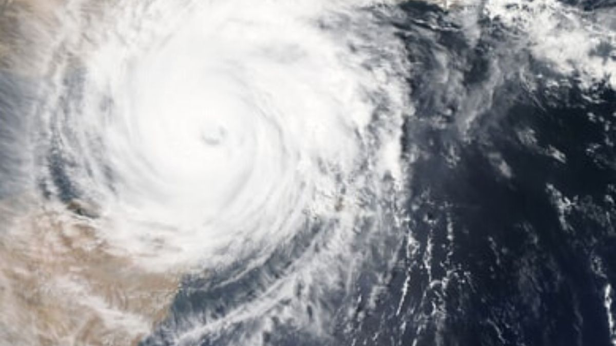 Image Of Cyclone