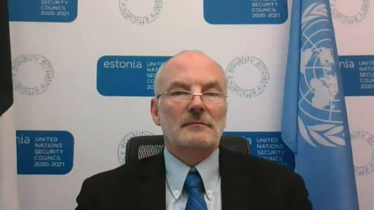 UNSC President, Estonia