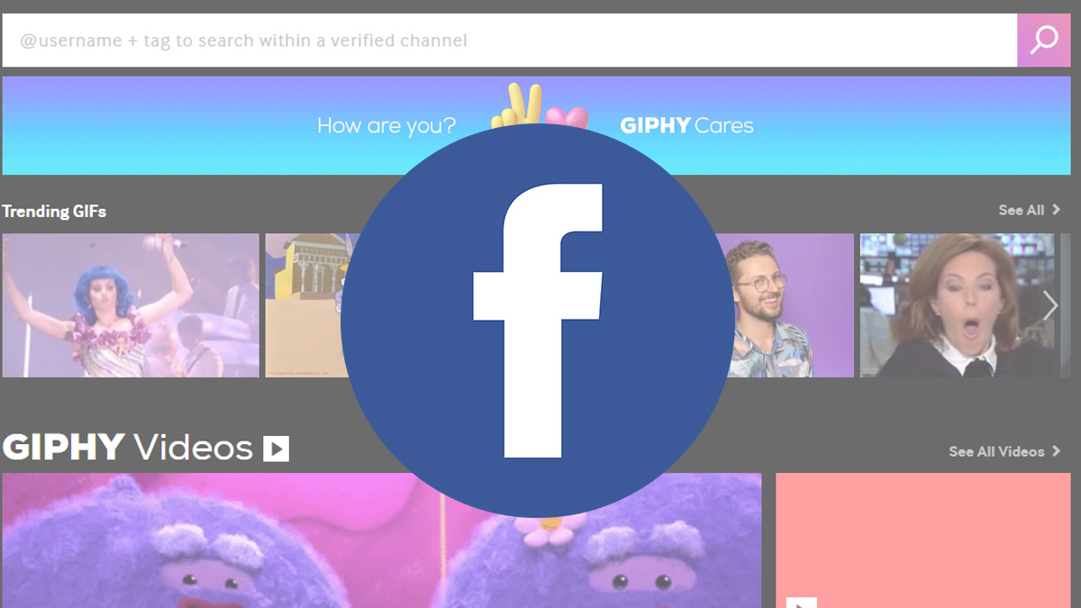 Facebook Acquired Giphy