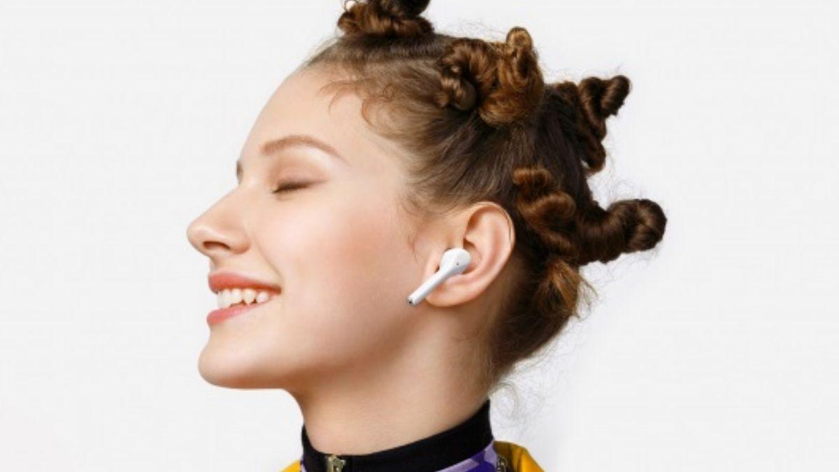 Huawei FreeBuds 3i true wireless headset