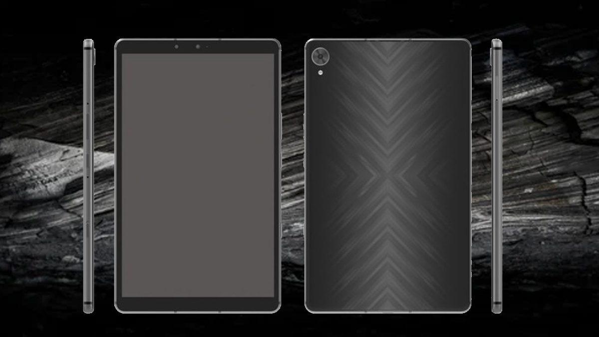 Huawei Matepad T Design