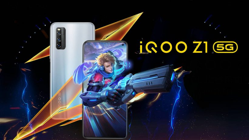 iQoo Z1 5G Smartphone Launched