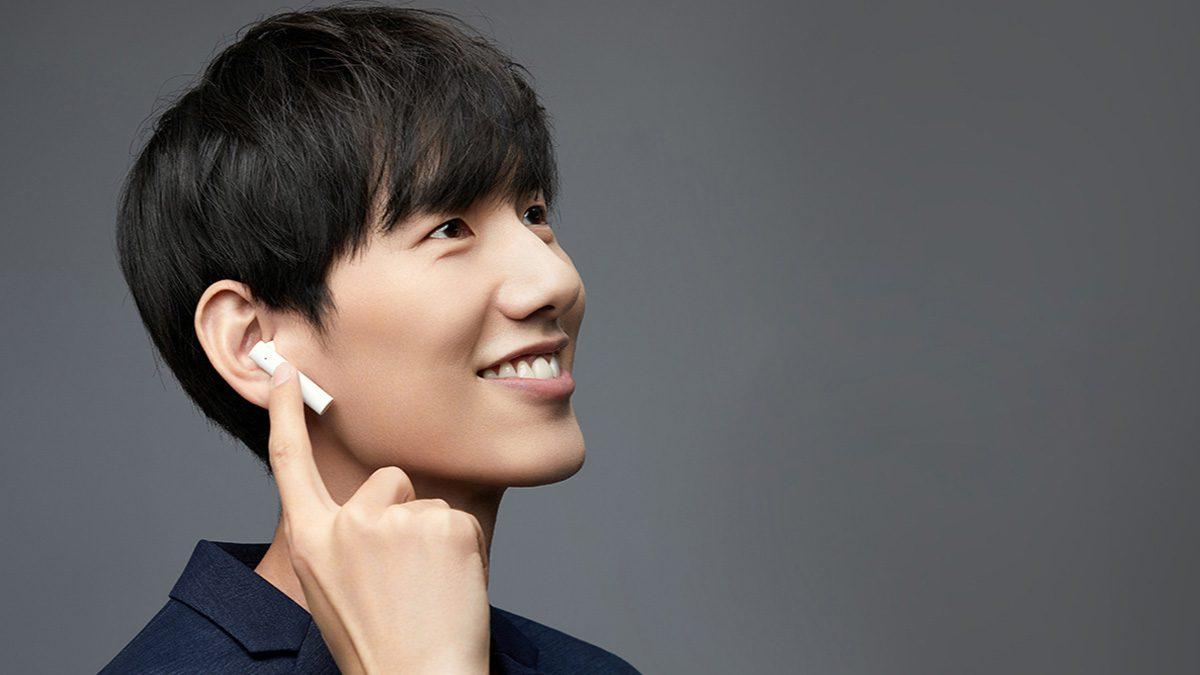 Xiaomi Mi Air 2SE wireless headphones