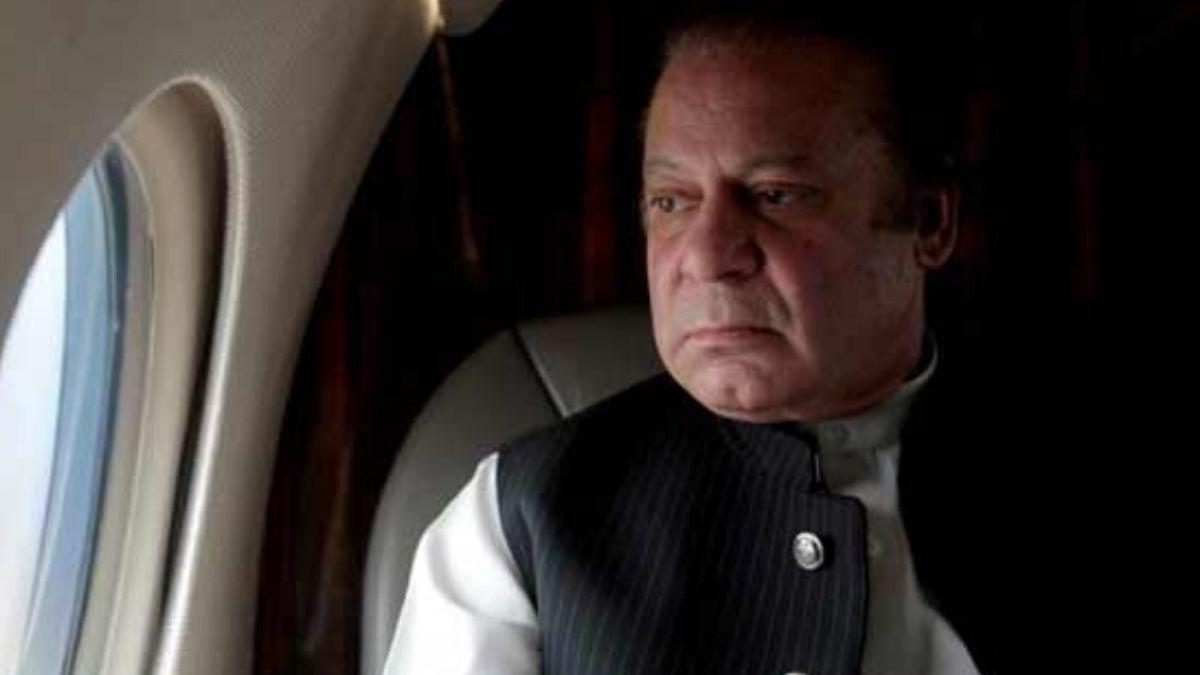 Former PM Nawaz Sharif