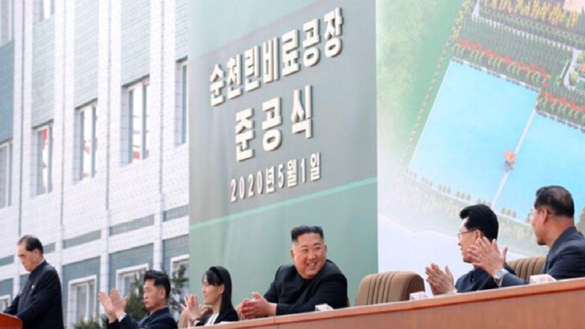 Kim Jong Un 2020