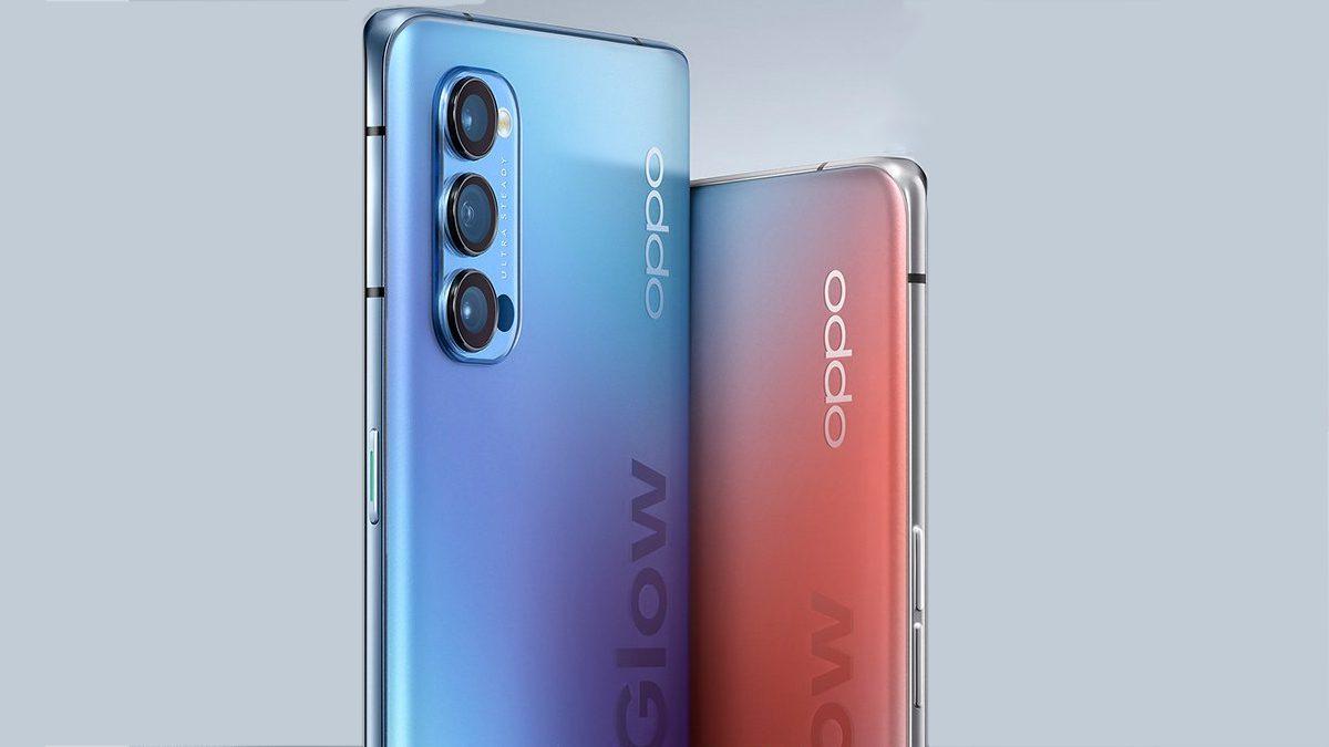 Oppo Reno 4 Smartphone