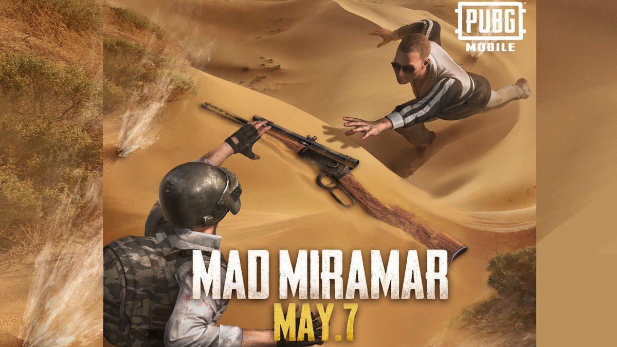 PUBG Mad Miramar