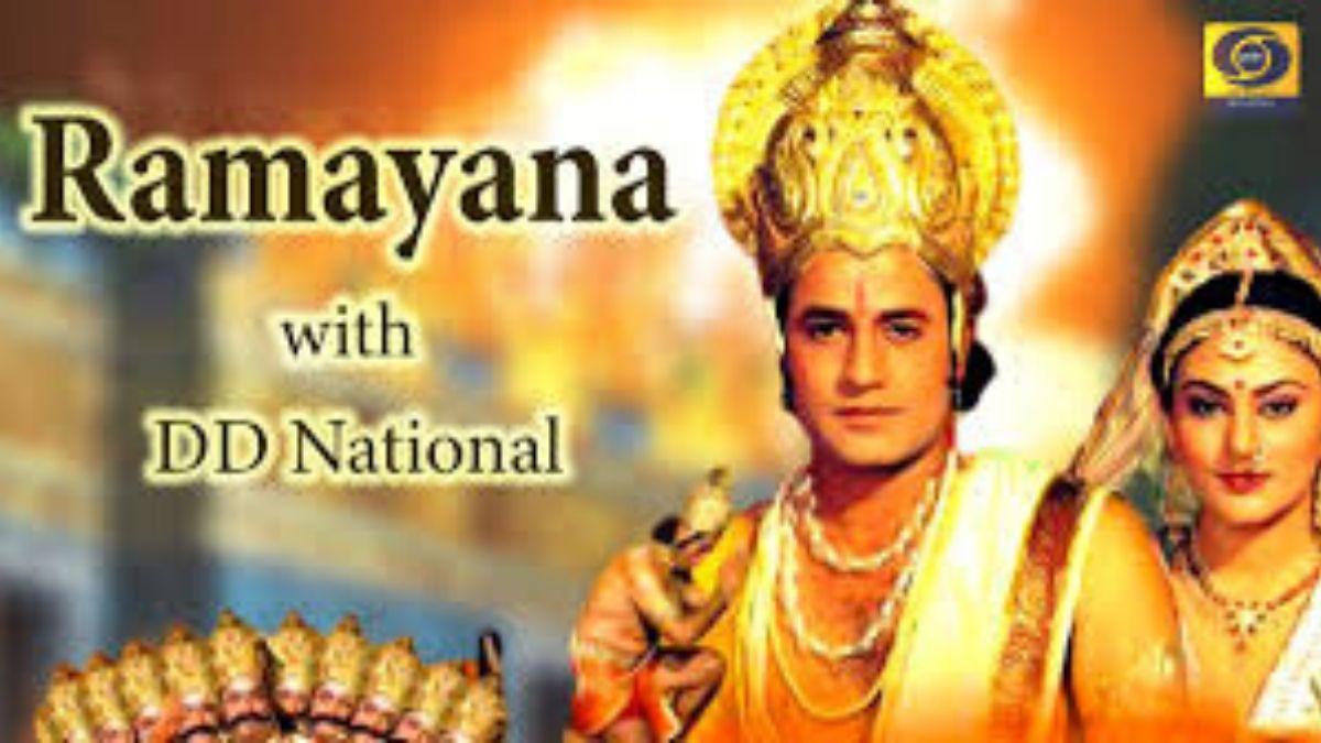 Ramayana With DD National