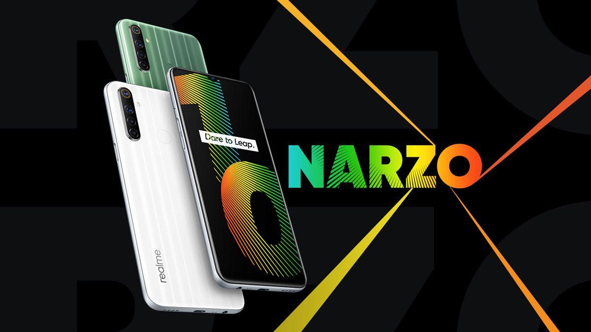 Realme Narzo