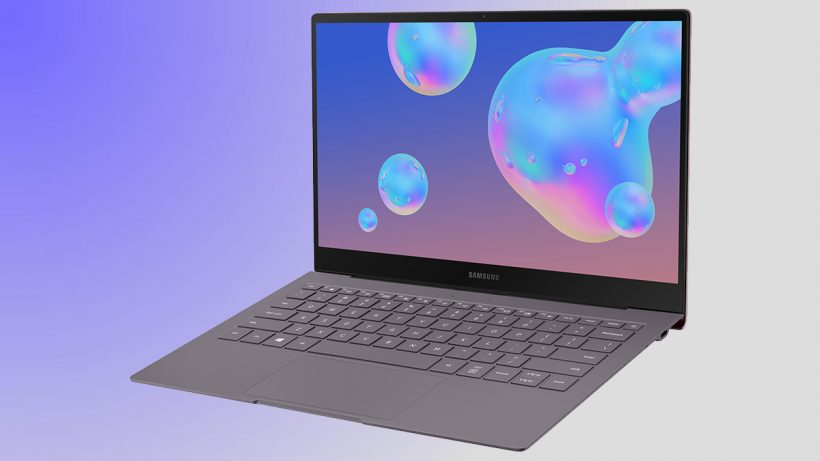 Samsung Galaxy Book S Laptop