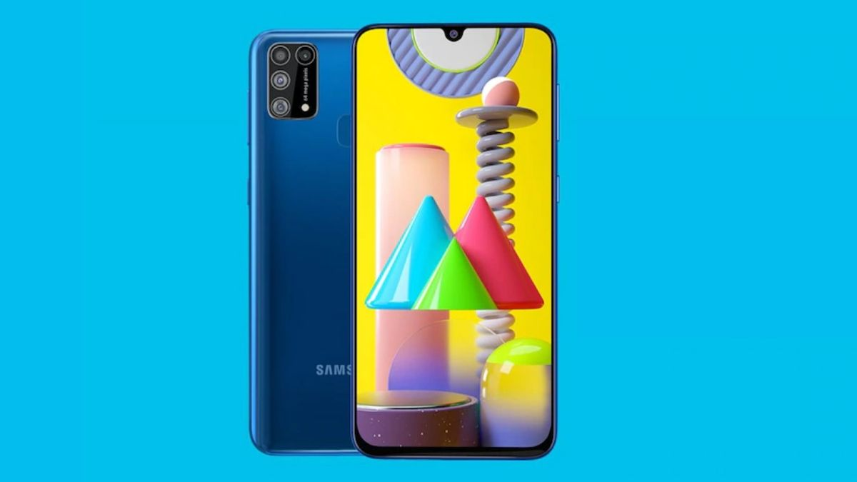 Samsung Galaxy M31 8GB variant
