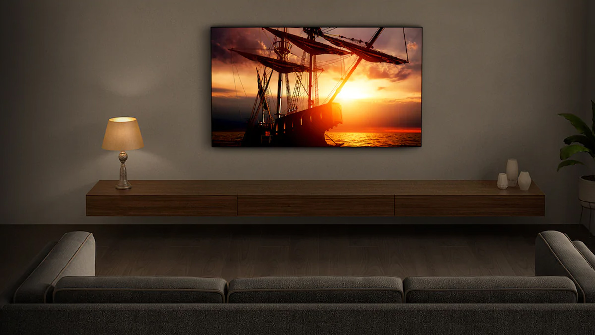 Sony ZH8 8K HDR TV
