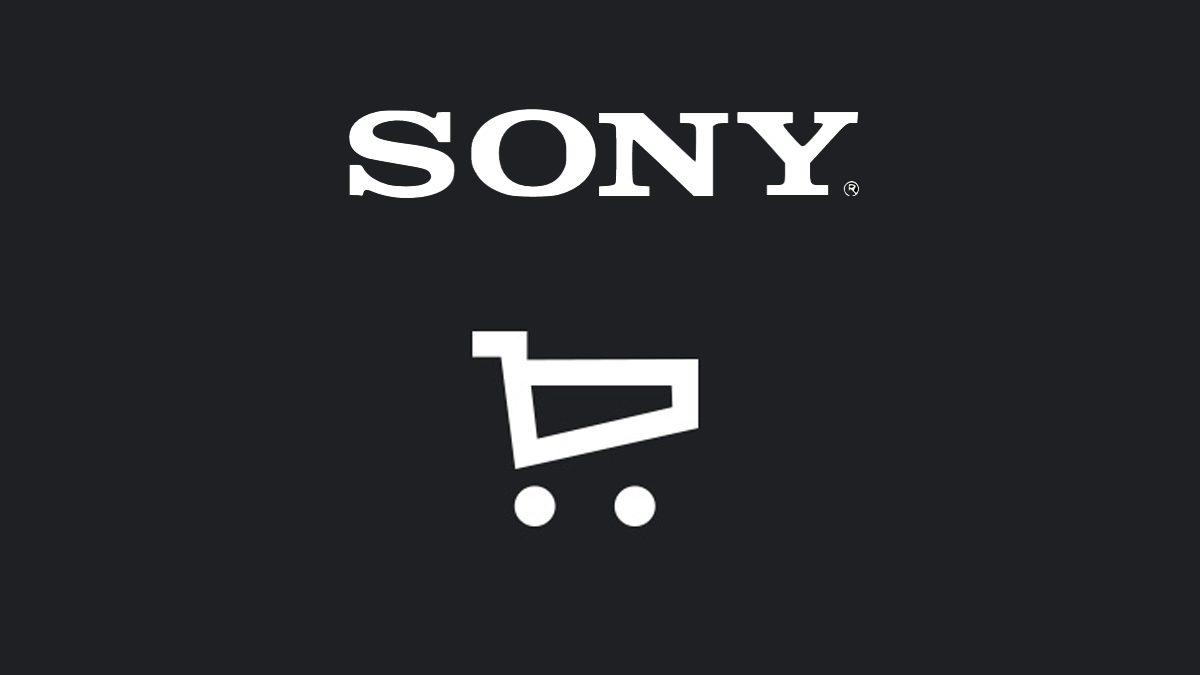 Sony Online Webstore