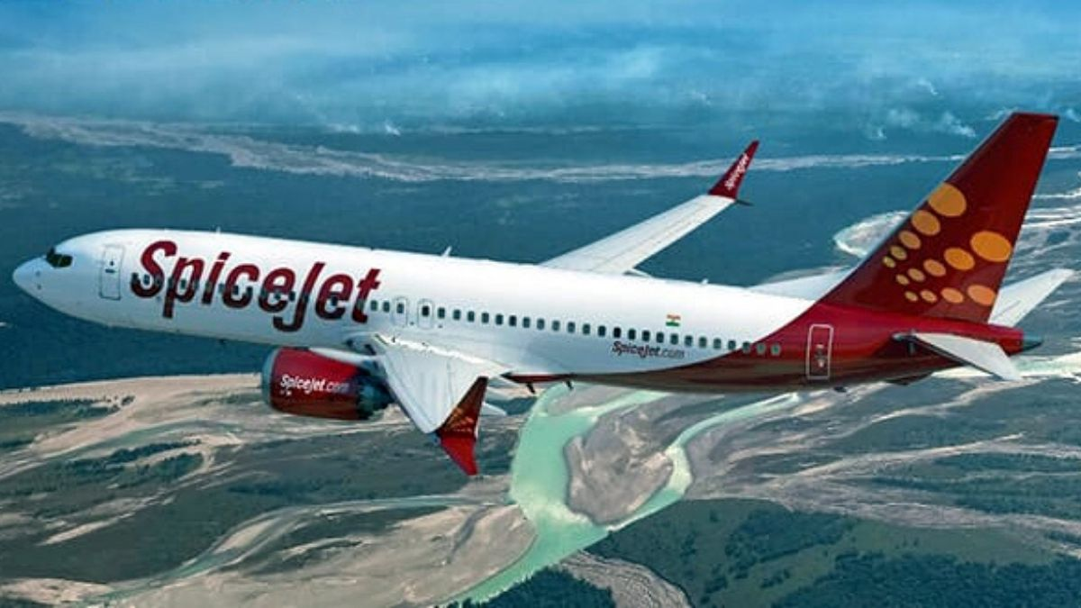 Spicejet Flight