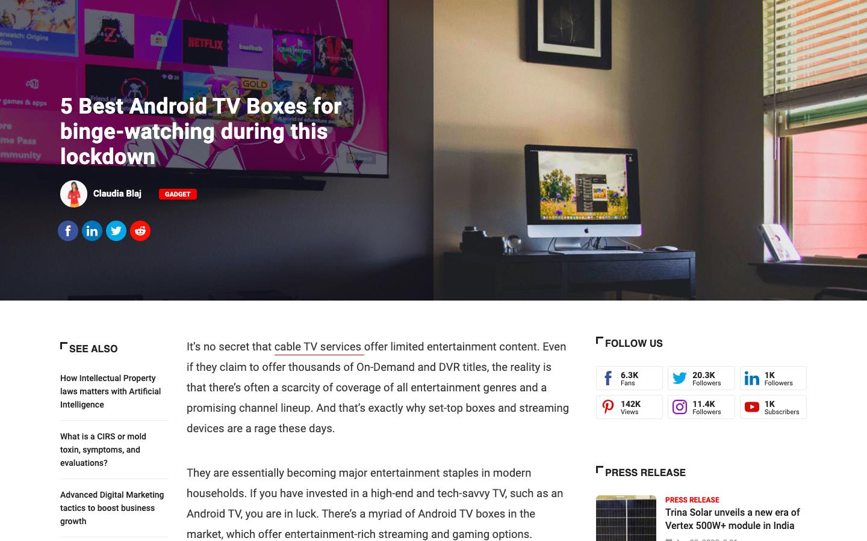 Sponsor Article