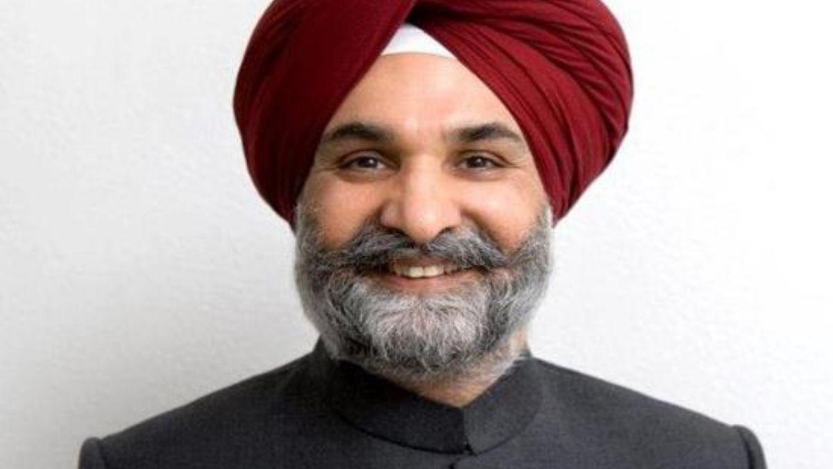 India's Ambassador Taranjit Singh Sandhu