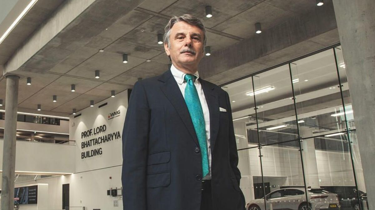 CEO Ralf Speth