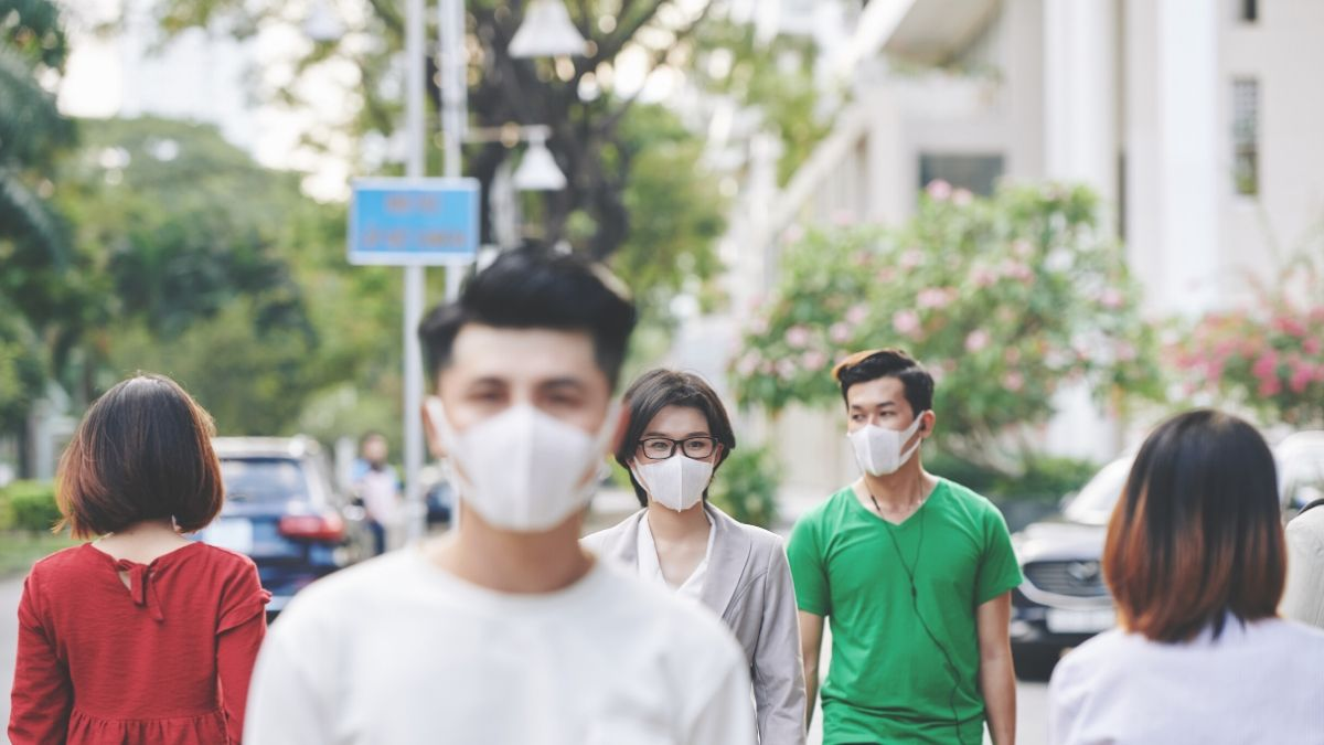 Wearing of facial mask compulsory in public