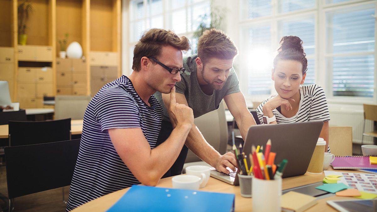 Hiring People For Web Designing