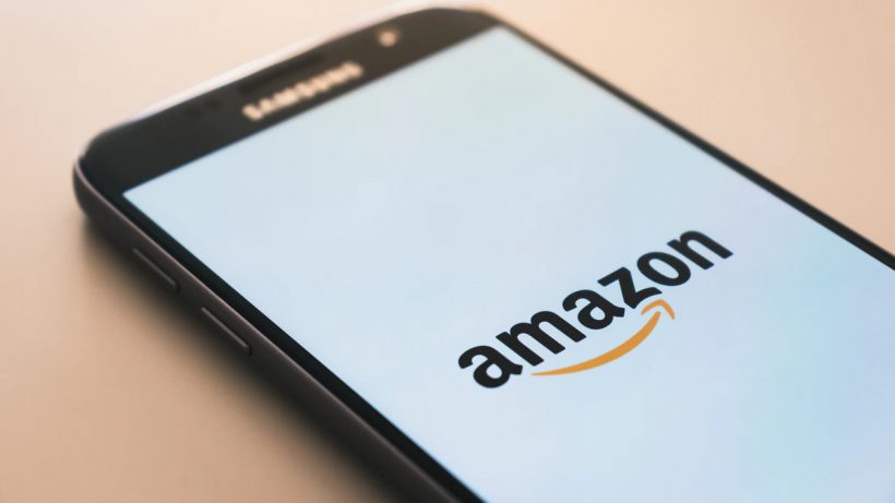 Amazon On Smartphone