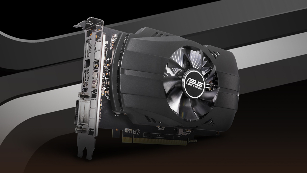 Asus Radeon 550 Graphics Card