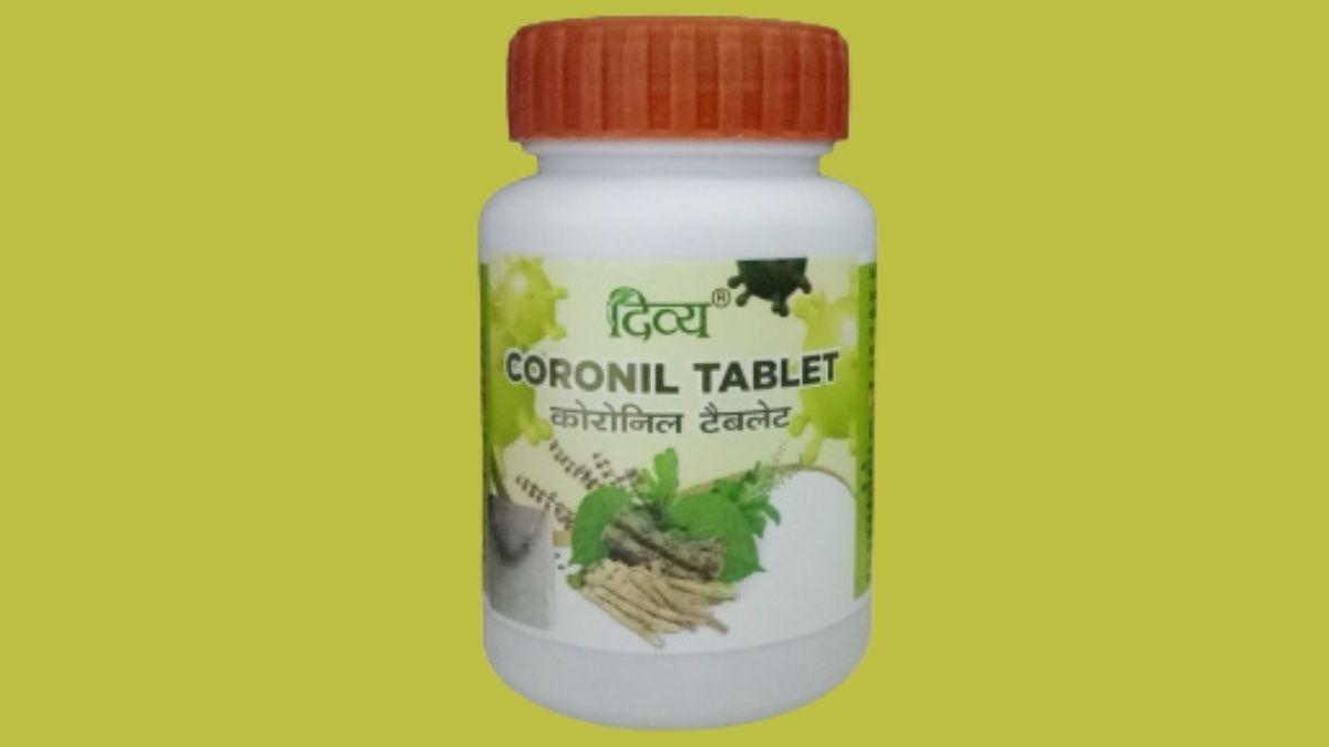 COVID-19 Immunity Booster Coronil Tablet