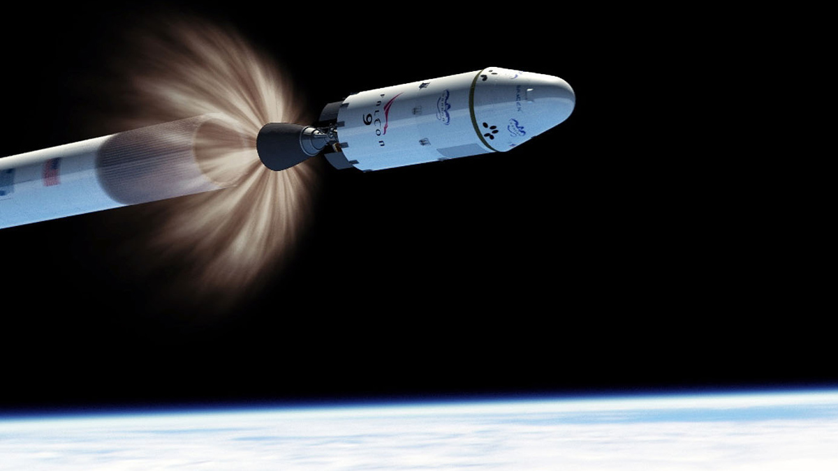 Check Out How the SpaceX Deploys The Starlink Into Orbit