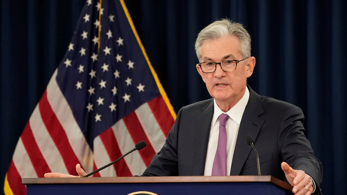 Fed Chief Jerome Powell
