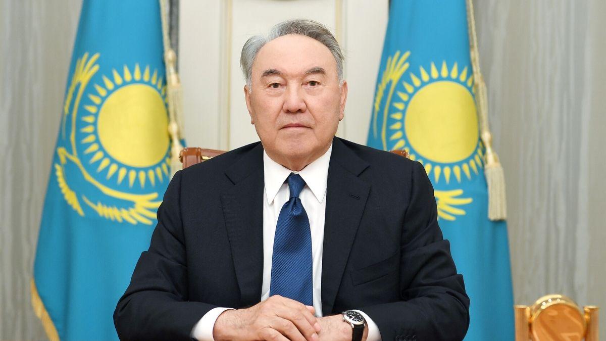 Former Kazakhstan President