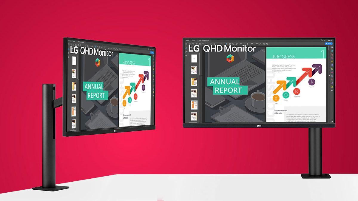 LG 27-inch Monitor