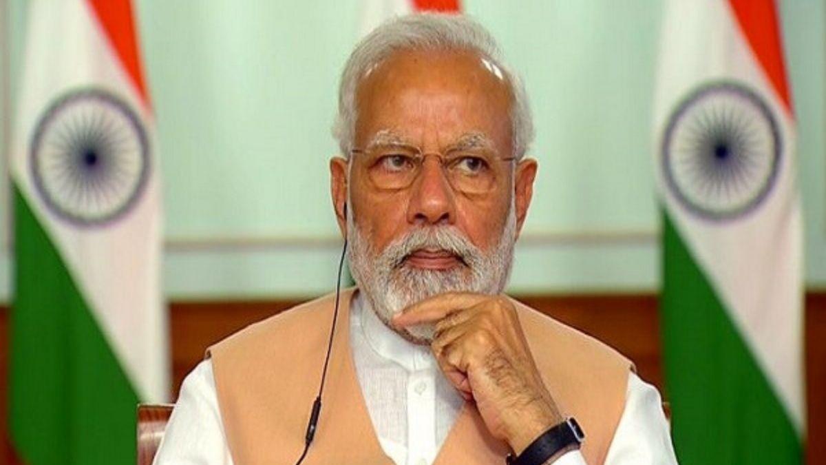 PM Modi Addressing Nation