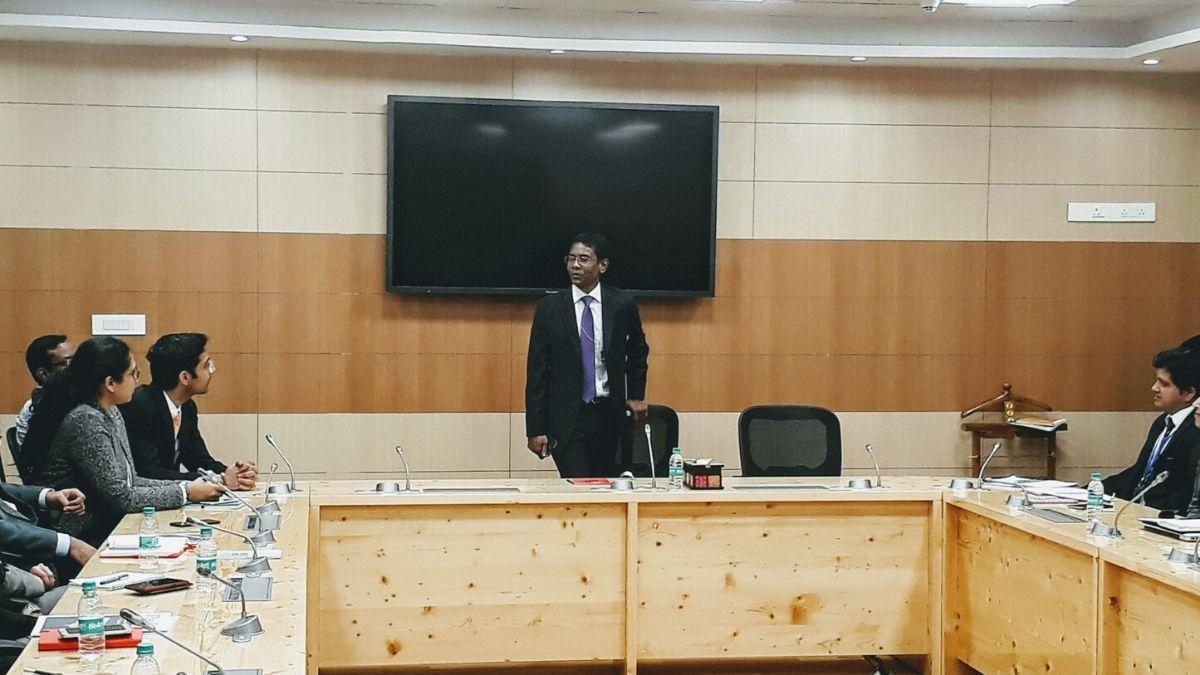 Rajeev Topno Sent To World Bank
