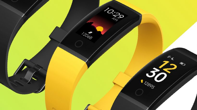 Realme Smart Band update
