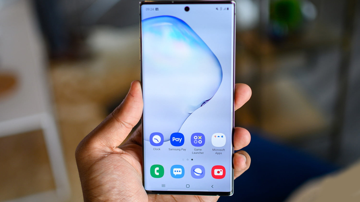 Samsung Galaxy Note 10 Update