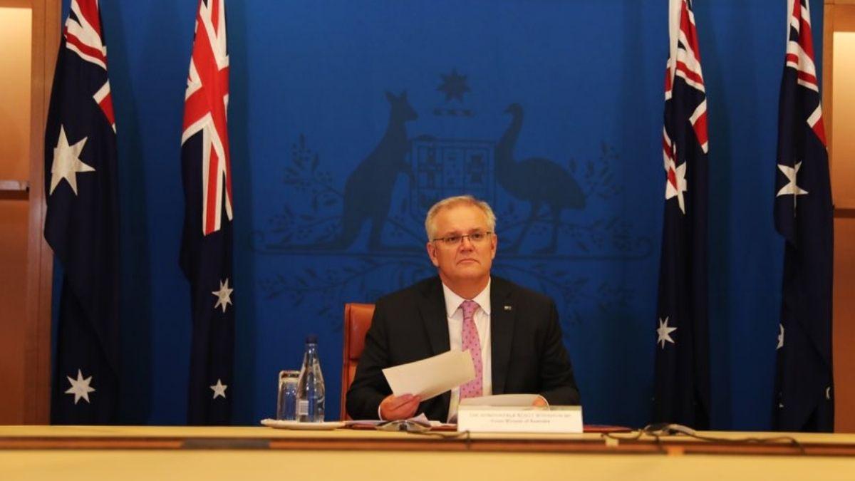 Scott Morrison, Australian PM