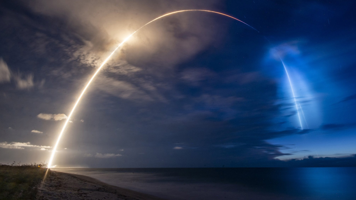 SpaceX Launched Additional 58 Starlink Satellites Along With Three Planet Labs' SkySats
