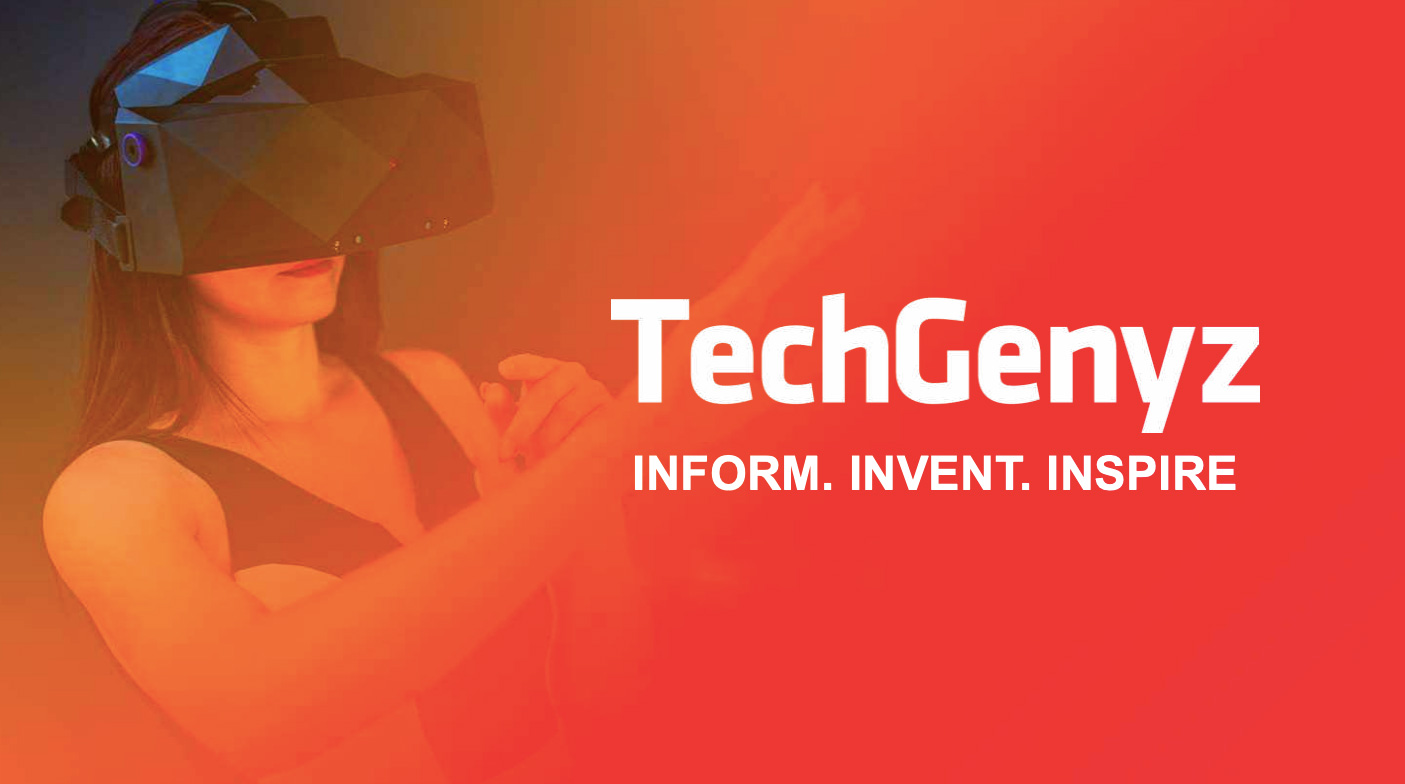 TechGenyz Slogan