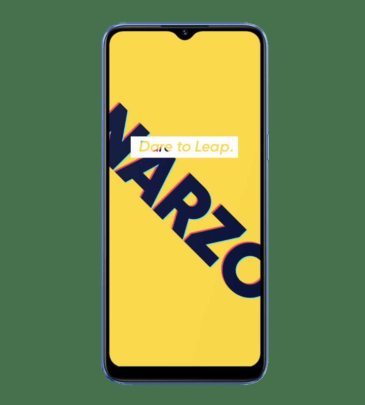 Realme Nazro 10A Front