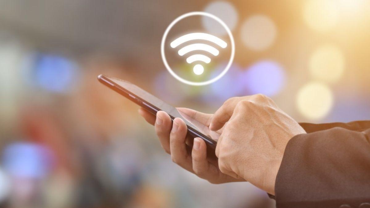 Wifi On Smartphone