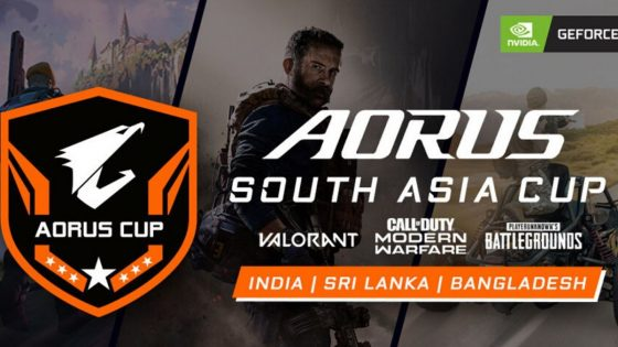 AORUS South Asia Cup