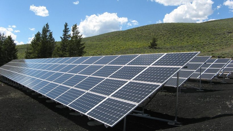 Solar Energy Generating Panels