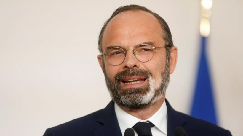 French PM, Edouard Philippe